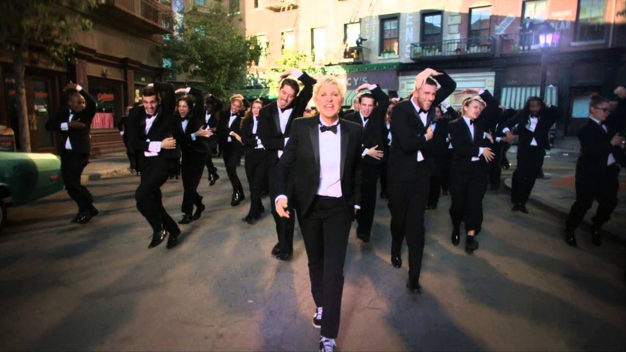 Oscars Trailer Ellen Degeneres