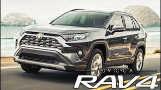 2019 Toyota RAV4 – Interior, Exterior and Drive