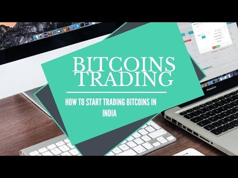 How To Trade Bitcoins In India (legally)