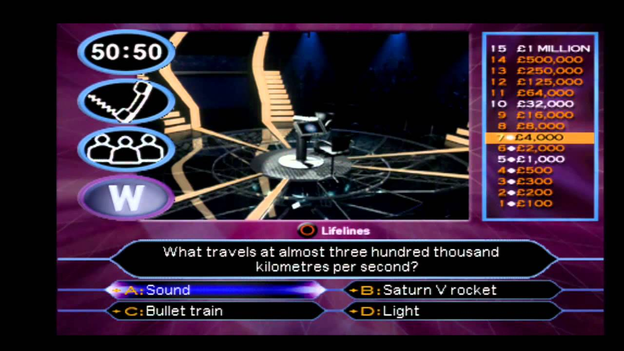Image result for Who wants to be millionaire ps 1
