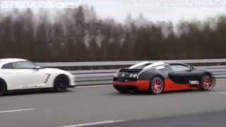 Gt R Vs Bugatti Veyron on gt-r vs laferrari, gt-r vs mclaren p1, gt-r vs lamborghini gallardo, car world bugatti veyron, gt-r vs evo, gt-r vs police, gt-r vs corvette, nissan skyline racing bugatti veyron,