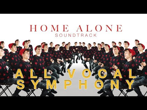 "John Williams - ""Home Alone"" Soundtrack Mashup [Acapella]"