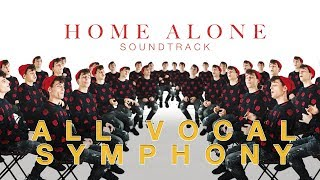 """John Williams - """"Home Alone"""" Soundtrack Mashup [Acapella]"""