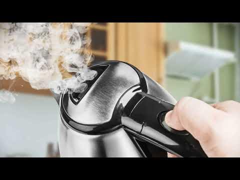 Как избавиться от запаха в новом электрическом чайнике из пластмассы