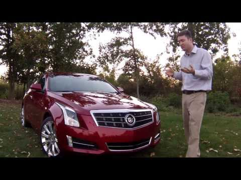 2014 Cadillac ATS Review by Automotive Trends