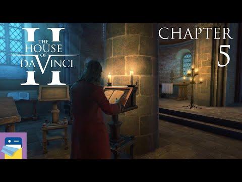 The House of Da Vinci 2: Chapter 5 Sacra di San Michele Walkthrough & Gameplay (by Blue Brain Games)