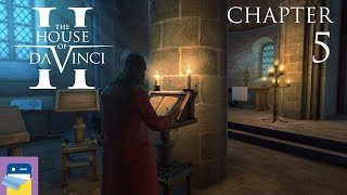 The House of Da Vinci 2: Chapter 5 Sacra di San Michele Walkthrough & Gameplay (by Blue Brain Games)