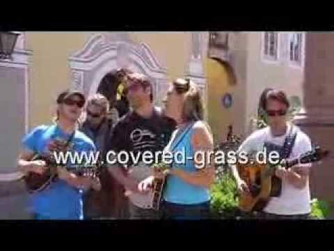 Covered Grass Murnau Straßenmusik Lonesome Pine