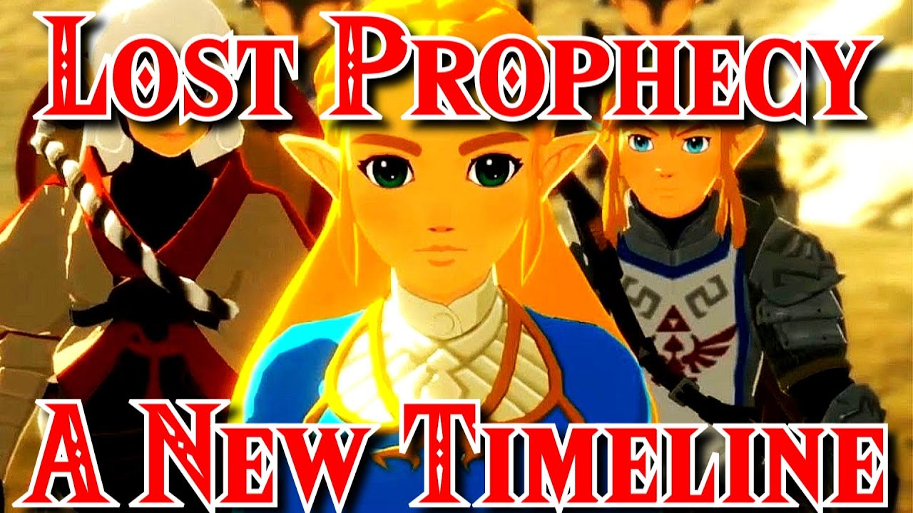 The New Mystery Timeline Hyrule Warriors Age Of Calamity Questions Youtube