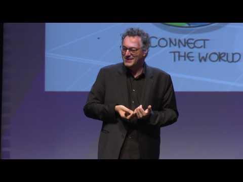 Futurist Keynote Speaker Gerd Leonhard: the future of technology and humanity IAPP 2016