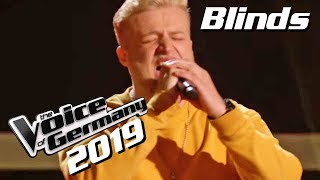 Bausa - Was du Liebe nennst (Julian Mauro) | The Voice of Germany 2019 | Blinds