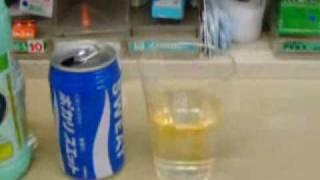 活性酸素実験