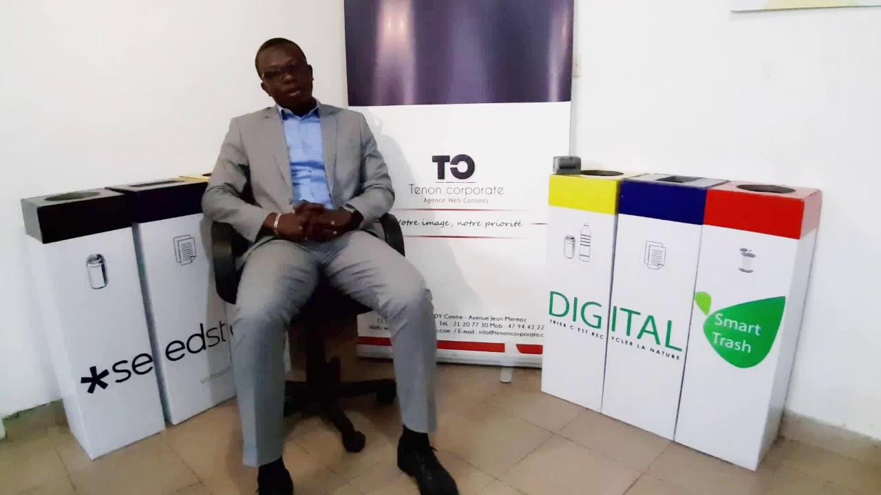 Presentation de Digital Smart Trash