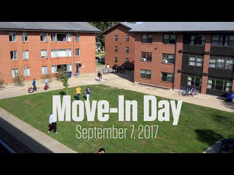 Knox College Move-In Day 2017!