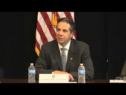Governor Cuomo Announces Funding for Jay to Build Fire Station After Hurricane Irene