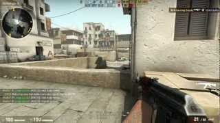 CS:GO Counter Strike Global Offensive - PC Gameplay - SFX-Gaming Crookz