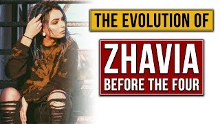 The Evolution of Zhavia: Her Music before The Four | The Fou...