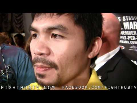 Margarito reacts to Pacquiao saying he knew wraps were loaded, Manny feels Margarito deserves fight