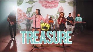 Trupa The Mood - Treasure ⚡️ (cover Bruno Mars) | Trupa Cover | Trupa Nunta