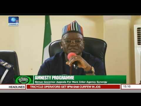 Nigerian Security and Civil Defence Corps – Channels Television