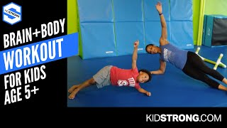 KidStrong Brain and Body Workout (Geography)