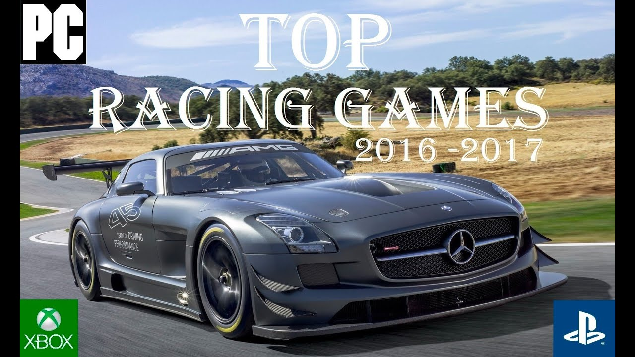 top racing games 2017 2018 cars ps4 pro pc xbox one youtube. Black Bedroom Furniture Sets. Home Design Ideas
