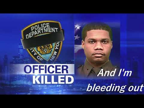 Bleeding Out: Blue lives matter