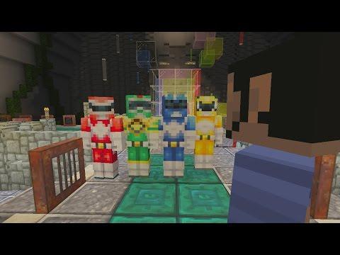 Minecraft Xbox - Murder Mystery - Power Rangers (3)
