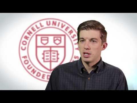 Lane Hartman, MILR '15, HR Research and Diversity at Cornell University