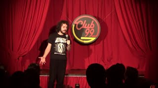 Costel - Esti si rupta (Crowd work) Club 99 Stand-up Comedy