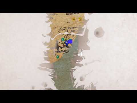 3d Animation Map/// G Studio