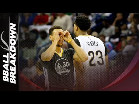 How Steph Curry Scored 53 Points Vs The Pelicans