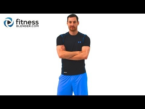 Brutal HIIT Ladder Workout Round 2 - Advanced Workout to Pus