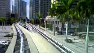 Metromover Car 47 having... issues