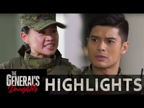 Alexandra informs Ethan of her encounter with Rhian and Franco | The General's Daughter