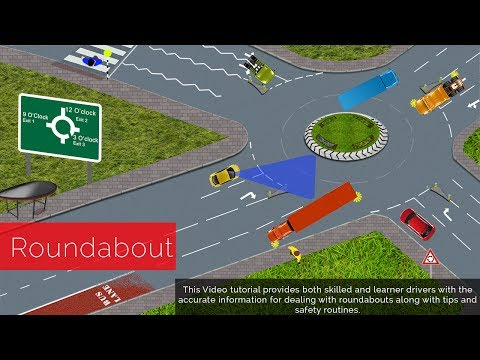 How To Negotiate Roundabouts
