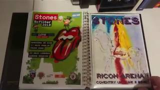 The Rolling Stones A4 Posters No Filter 2017 , 2018