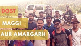 Dost , Maggi Aur Amargarh I Travel Vlog  I Mr. Viner Saluja