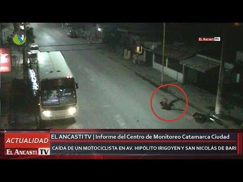 EL ANCASTI TV | Informe del Centro de Monitoreo Municipal Catamarca Ciudad