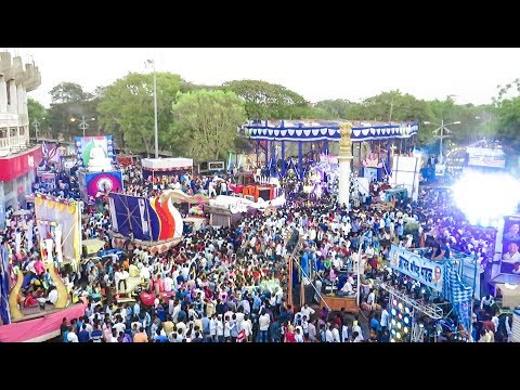 AMBEDKAR JAYANTI SOLAPUR2018 || DJ Sound Light System || Roadshow