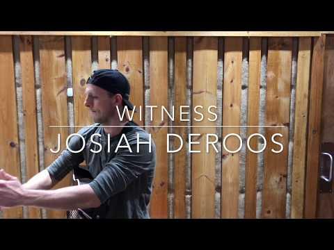 Jordan Feliz - WITNESS