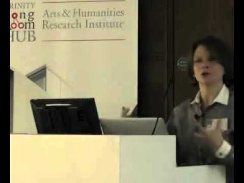 CENDARI & the Future of Research: Dr Jennifer Edmond