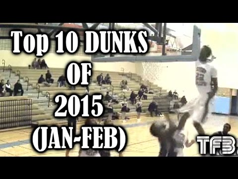 Team Flight Brothers | TOP 10 DUNKS from January and February 2015 #SCtop10