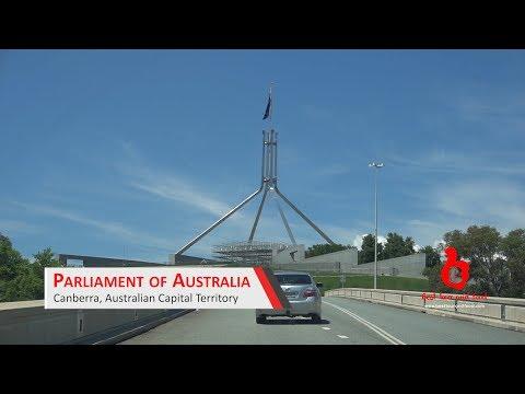 ঘুরে আসুন অস্ট্রেলিয়ার সংসদ ভবন @ ক্যানবেরা - Parliament of Australia @ Canberra