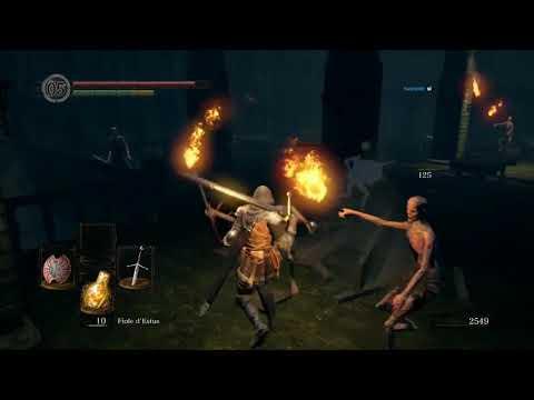 Build Flamberge/Foi - Playthrough #4 | Dark Souls Remastered