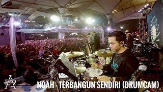 Download lagu NOAH - Terbangun Sendiri (Drum Cam)