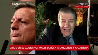 Cambios en el gabinete: Análisis de Victor Hugo Morales