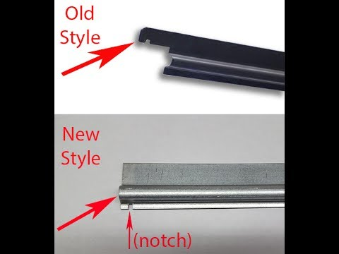 Genial Hon Replacement Hanging File Rails File Bars Old Vs New Lateral Side To  Side For Hon Filing Cabinets