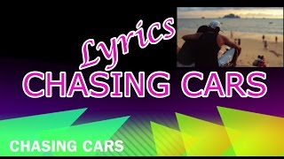 [Lyrics] Video Snow Patrol Chasing Cars Snow Patrol LyricsVideoFav