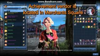 Blade and Soul NA: How to unlock hongmoon skills / secret techniques